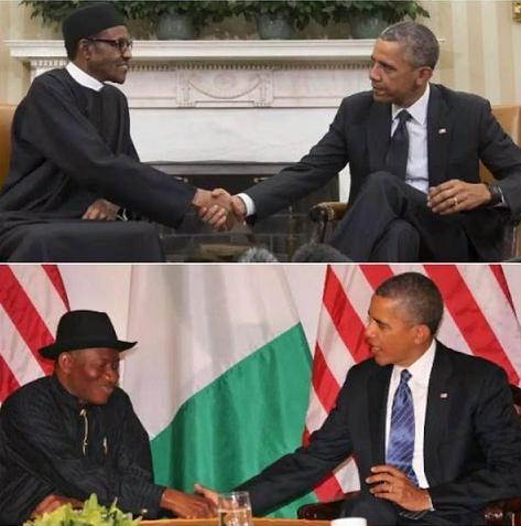 buhari obama handshake gej