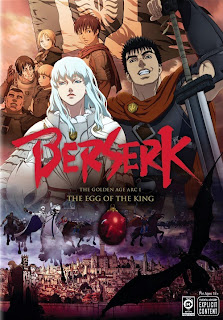 Download Berserk The Golden Age Arc The Egg of the King 2012