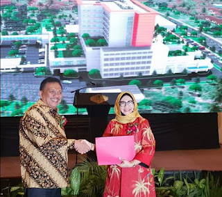 Gubernur Terus Pacu Pembangunan Sektor Kesehatan