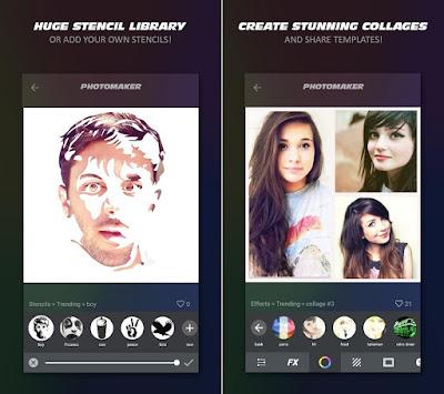 PhotoMaker Pro v1.6.3 APK editor foto