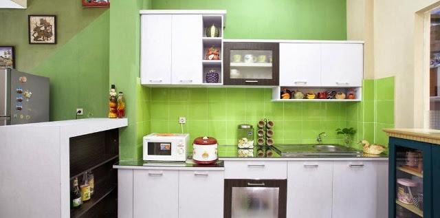 Dekorasi Desain Dapur Rumah Minimalis Type 36 Terbaru