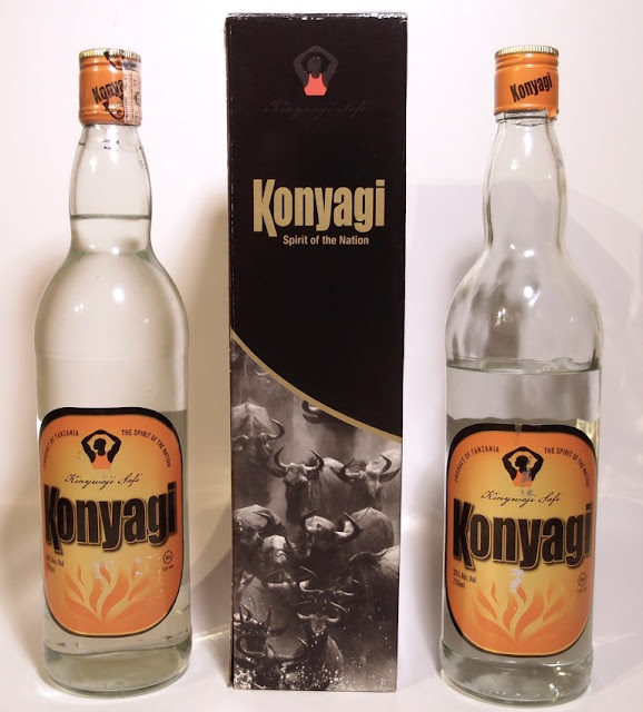 Konyagi Gin