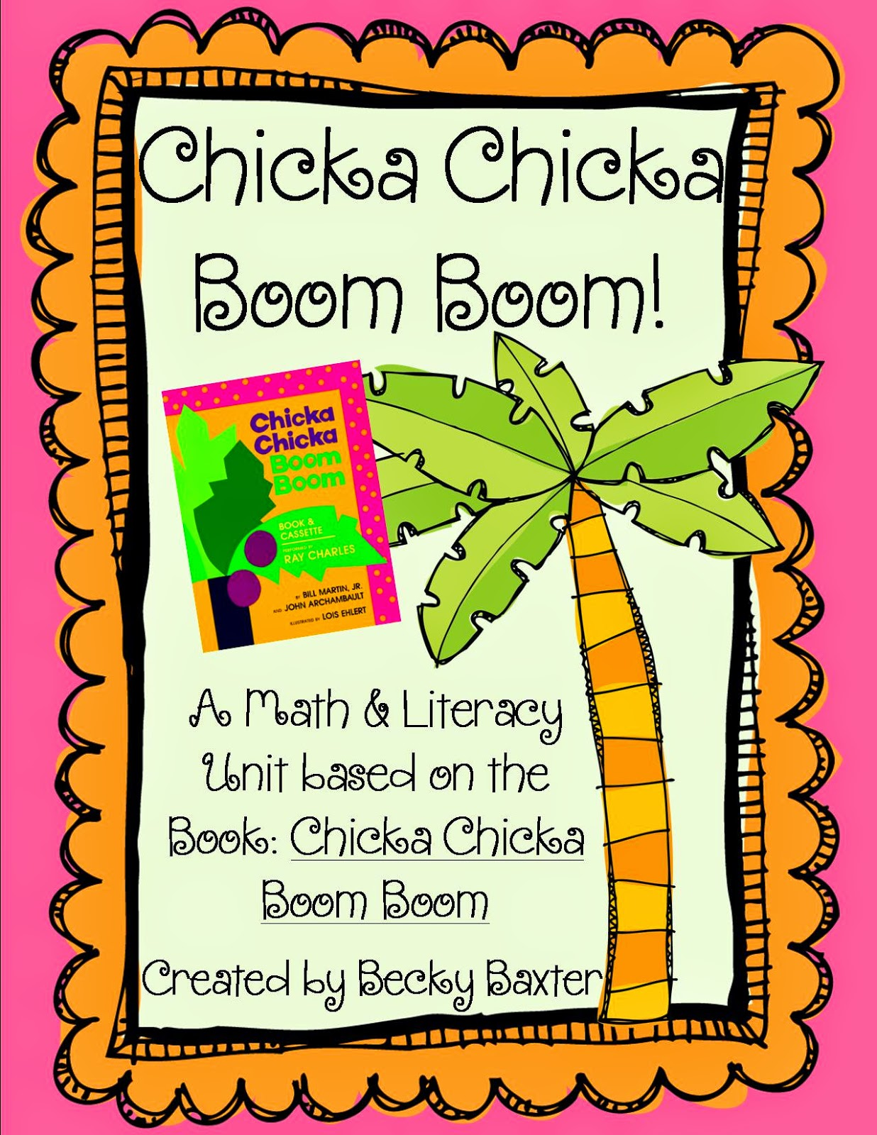 Teaching Learning Amp Loving Chicka Chicka Boom Boom