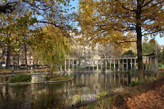Paris : Parc Monceau, splendeurs et misères de l'un des plus beaux jardins de Paris - VIIIème