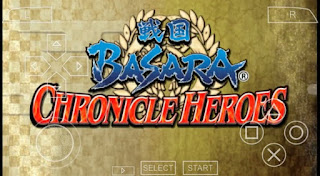 BASARA CHRONICLE HEROES ISO PPSSPP