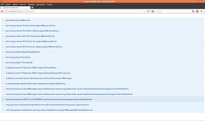 Client-side server monitoring with Jolokia and JMX - DZone DevOps