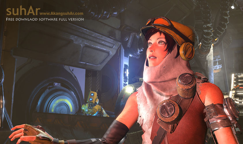 Gratis Download ReCore Definitive Edition Full DLCs, ReCore Definitive Edition Full Crack PC Game