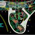 مخطط مشروع مسبح اولمبي بتصميم مميز كاملا اوتوكاد dwg