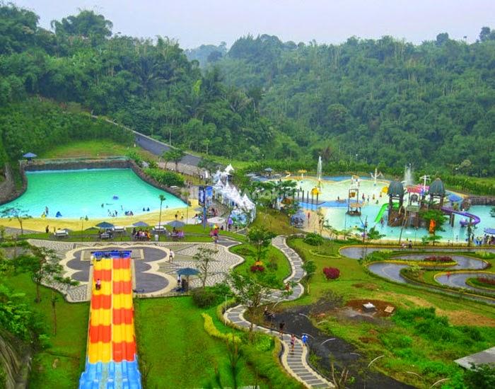 Paket Wisata Bandung Tour Termurah 2015 - Kampung Gajah