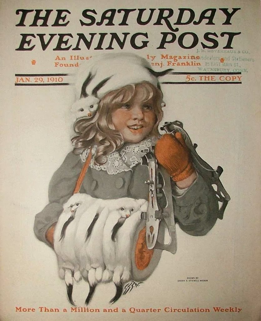 saturday evening post covers