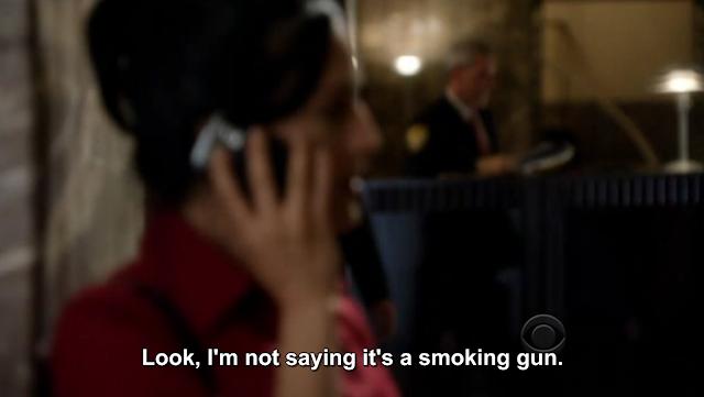 Arti Smoking Gun