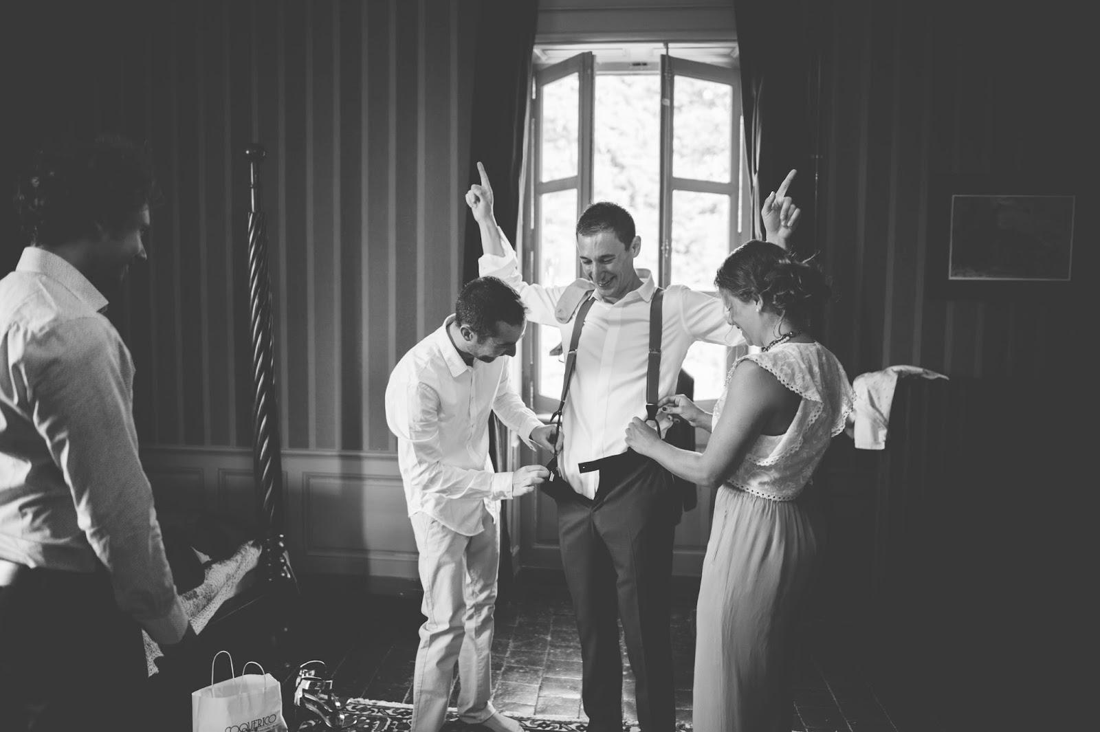Photographe mariage Lyon Roanne Château Des Vergers