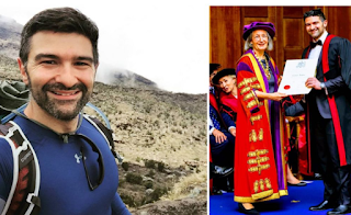 Μόνο υπερηφάνεια: Ο Έλληνας γιατρός Γιώργος Βρακάς κατέκτησε το Παγκόσμιο Βραβείο Μεταμοσχεύσεων