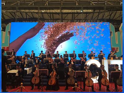 Công ty nhập khẩu màn hình led p4 chính hãng tại Thái Nguyên