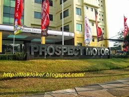 LOWONGAN KERJA BARU 2019 PT HONDA PROSPECT MOTOR INDONESIA