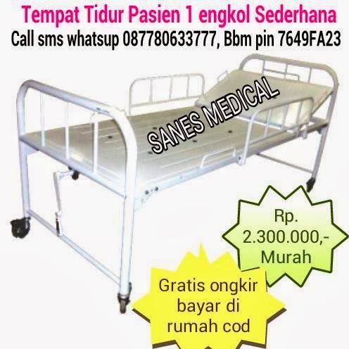 http://sanesmedical.blogspot.com/2014/02/Tempat-Tidur-Pasien-1-Engkol-Rp-Ranjang-Rumah-Sakit-Sederhana-Sanes-Medical.html