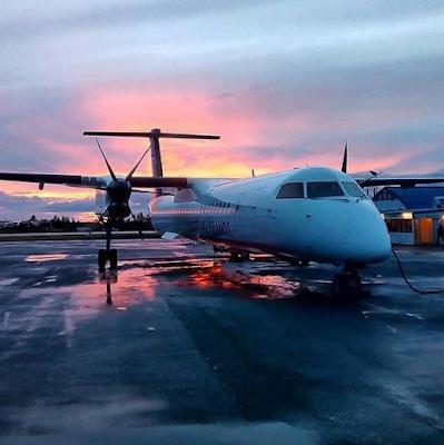 Vols intérieurs en Islande