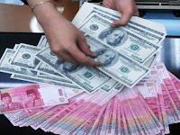 Rupiah ditutup melemah di level Rp 13.267 per USD