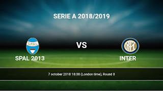 اون لاين مشاهدة مباراة انتر ميلان وسبال بث مباشر 7-10-2018 الدوري الايطالي اليوم بدون تقطيع