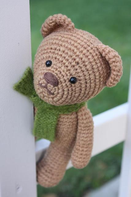 Happyamigurumi Amigurumi Teddy Bear Pdf Pattern Is Ready