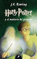 Harry Potter y el misterio del príncipe, J.K. Rowling