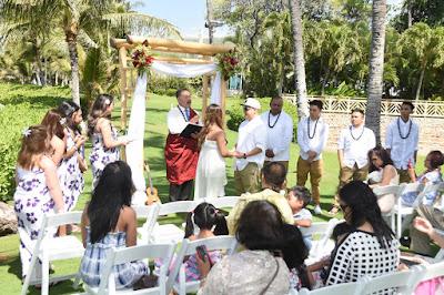 Ko Olina Wedding Venues