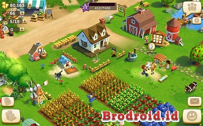 Download FarmVille 2: Country Escape MOD APK v6.9.1407 Unlimited Keys Terbaru (2017)