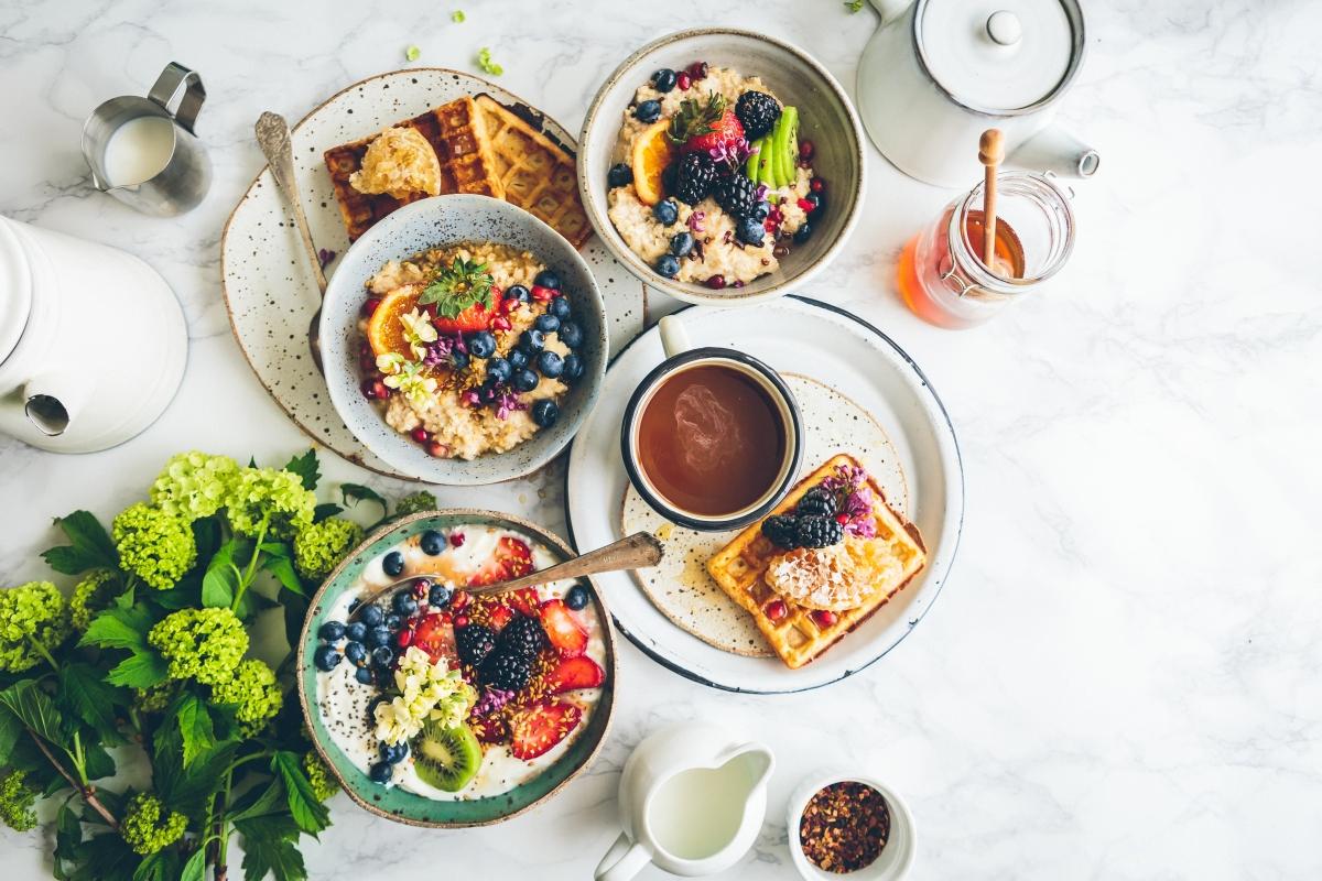 Śniadanie to podstawa, czyli jak dobrze rozpocząć dzień.