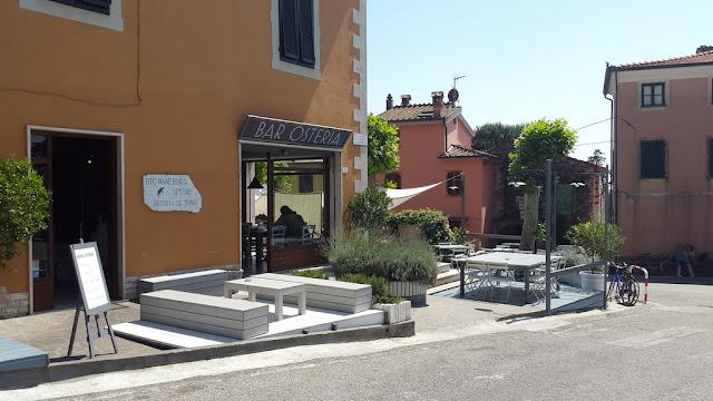 osteria restaurant lucca