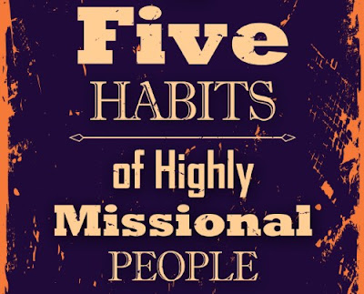 The Five Habits of Highly Missional Pople Michael Frost