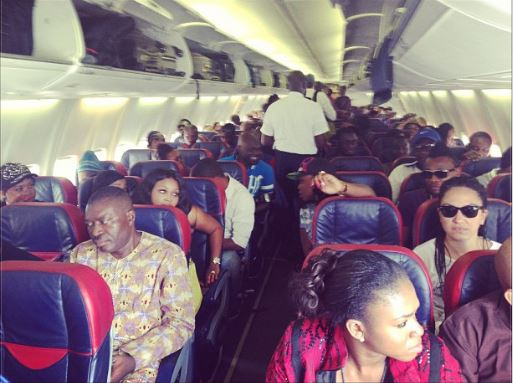 economy flight to bayelsa