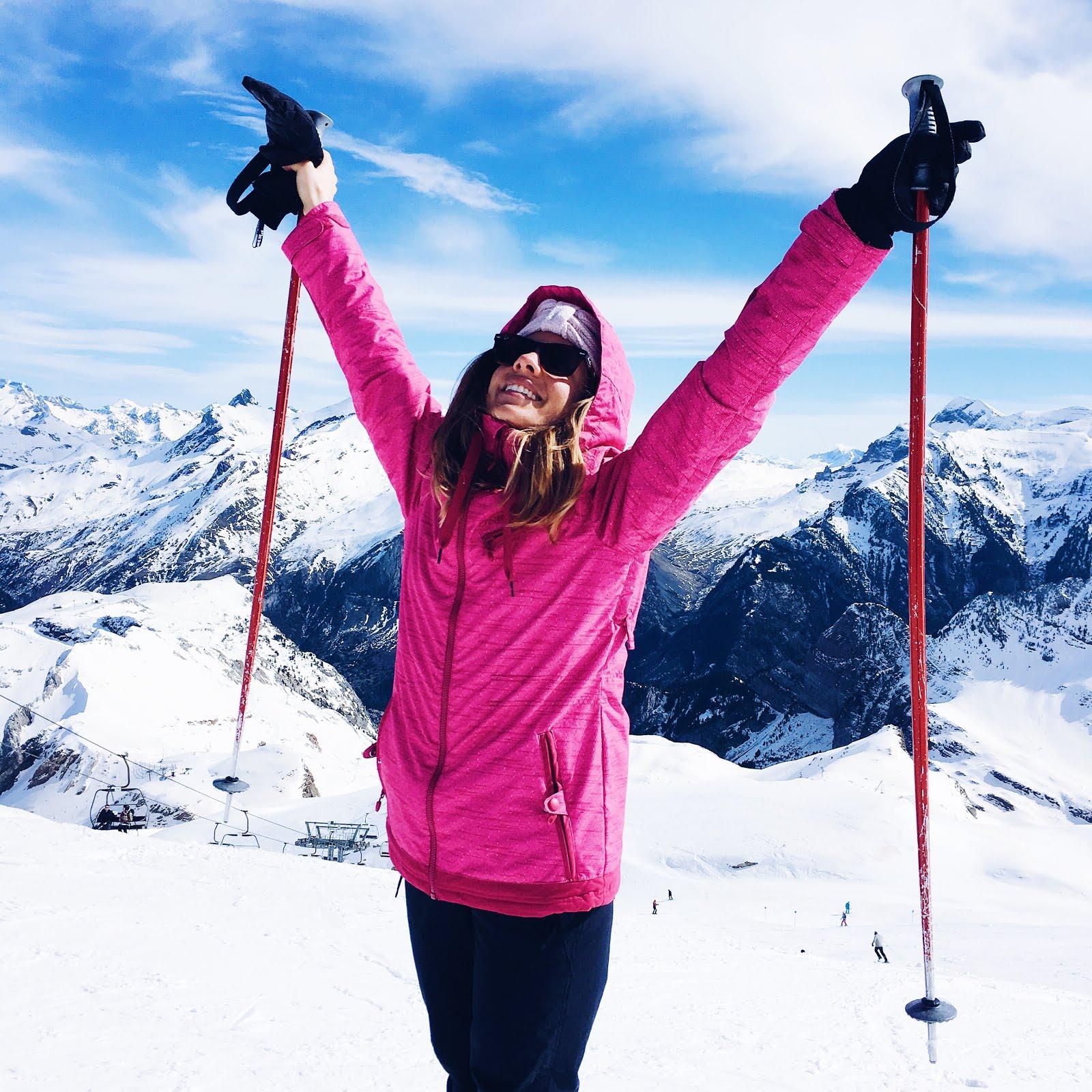blog sport ski pyrénées
