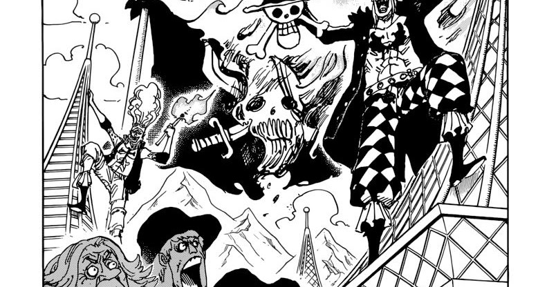 Manga One Piece 875 Online Español One%2BPiece%2B875%2BChapter_1