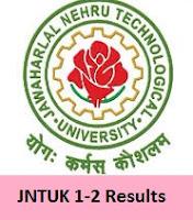 JNTUK 1-2 Results