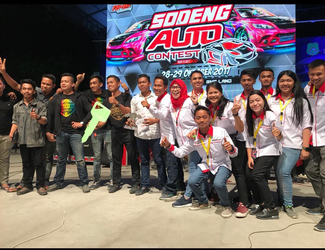155 Kategori Bakal Dilombakan di Sodeng Auto Contest Part 3