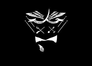 Republica de panama escudo Logo Vector