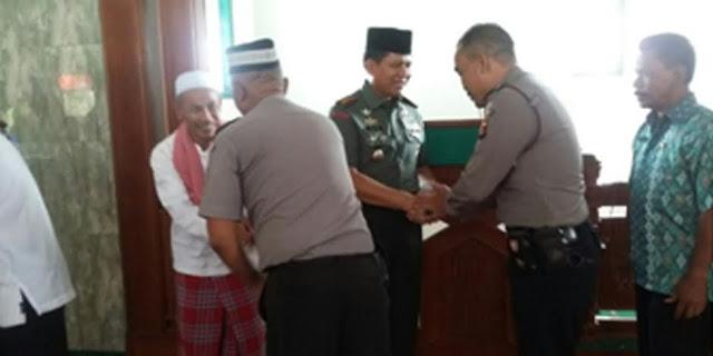 Danrem 061/Surya Kancana Gelar Tatap Muka Dengan Tokoh Masyarakat Bogor