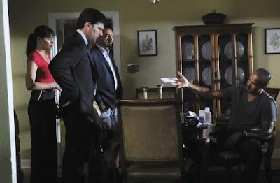 Criminal Minds Mentes Criminales season 6x01