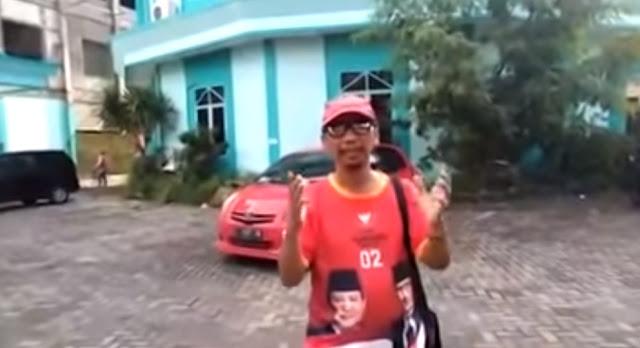 Viral Video Klaim PWNU Jatim Dukung Prabowo-Sandi, Ansor Ultimatum Pelaku Minta Maaf