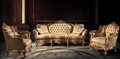 sofa tamu royal mewah