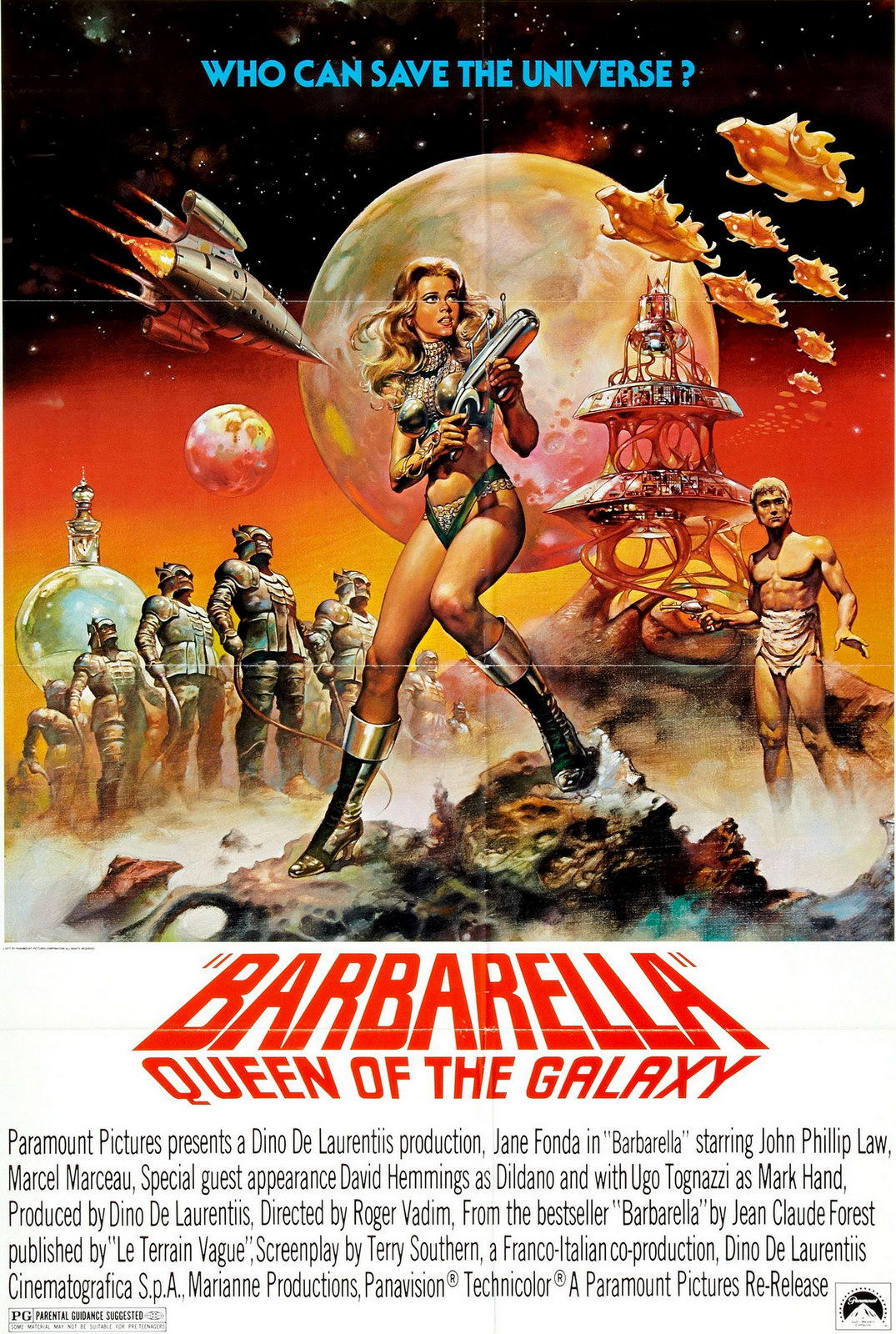 Barbarella movie posters vintage arts gallery for Buy art posters online