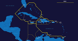 A new undersea cable -- landing in Cuba?
