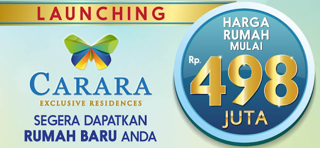 Launching Perumahan Baru Paradise Serpong City