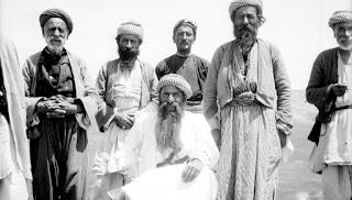 Reunión de beduinos