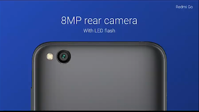 Redmi Go Phone Camera Details