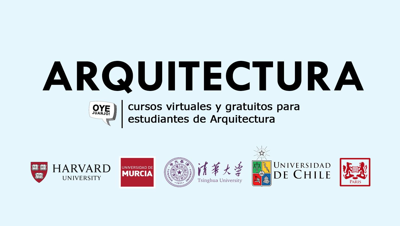 12 Cursos Online Gratis De Arquitectura De Reconocidas