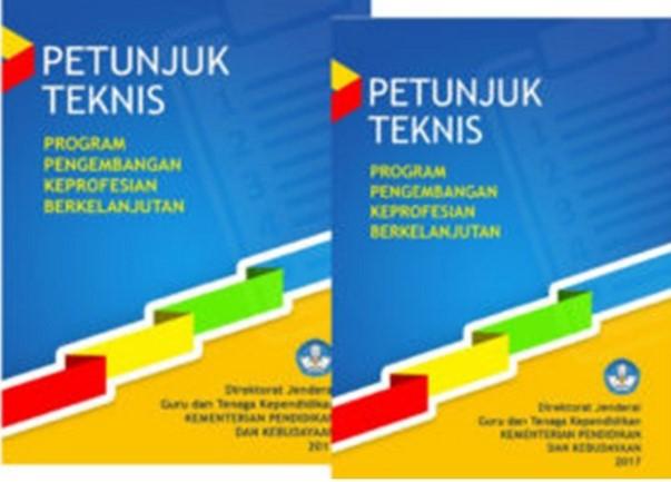 Unduh Juknis porgram Pengembangan Keprofesian Berkelanjutan (PKB) tahun 2017