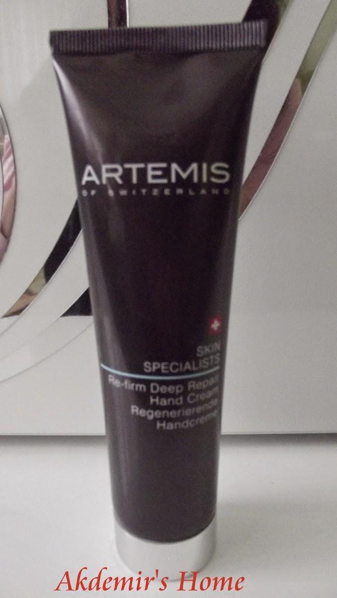 Artemis Of Switzerland Yoğun Bakım Yenileyici El Kremi -İnceleme