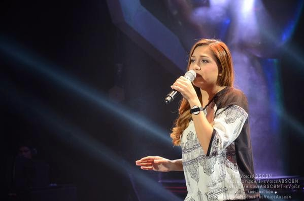 Carol Leus sings 'Tattooed Heart' on 'The Voice PH' Blind Auditions