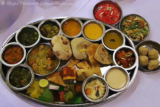 Swad Kesariya – Winter Food at Rajdhani Thali — Reviewed!